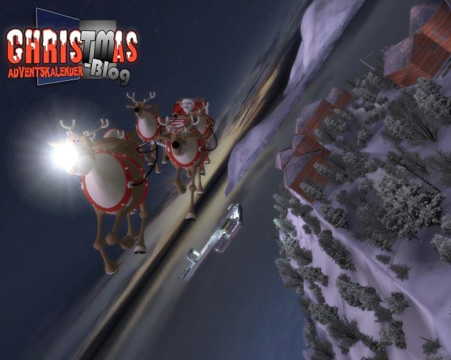 TManiacs Coast Weihnachtswallpaper 1280x1024