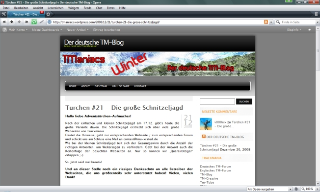 Station #0 -TManiacs Blog