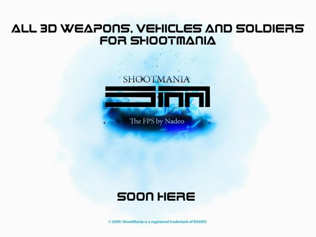 Shootmania Carpark Banner